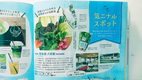 雑誌『 TJ カゴシマ 5月号 』掲載